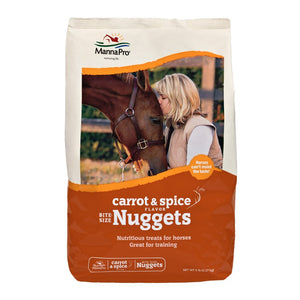 Manna Carrot & Spice Nuggets