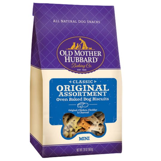 Old Mother Hubbard Mini Assorted Biscuits