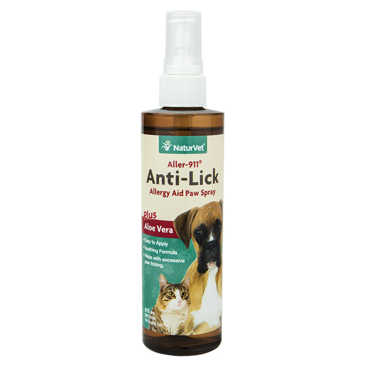 Naturvet Anti-Lick Paw Spray