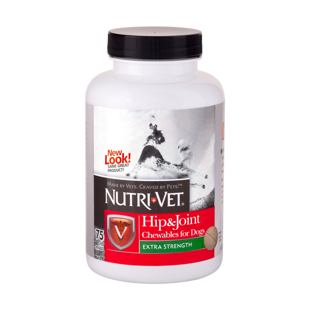 Nutri-Vet Hip & Joint Extra Strength, 75-ct