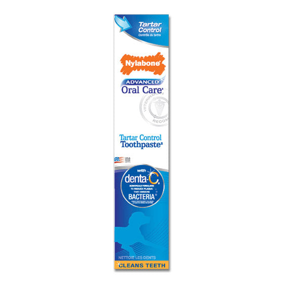Nylabone Advanced Oral Care Toothpaste