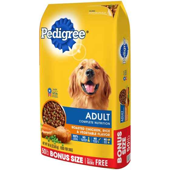 Pedigree Chicken and Rice