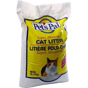 Pestell Pets Pal Clay Litter