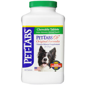 Pet Tabs 180 ct.