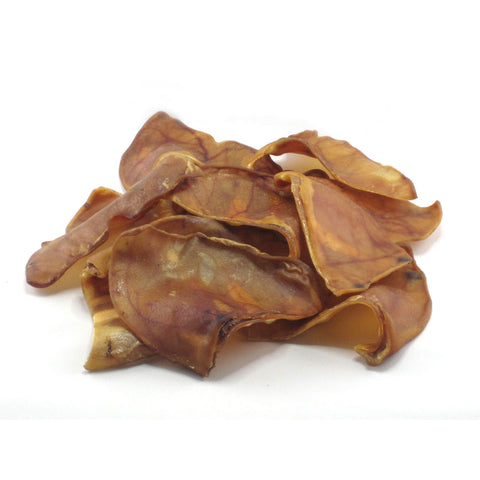 Merlin's Magic Natural Pig Ears 100 ct.