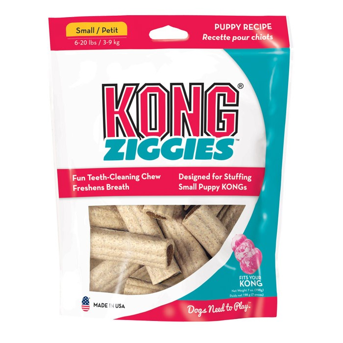 Kong Puppy Ziggies Small