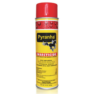 Pyranha Aerosol Fly Spray