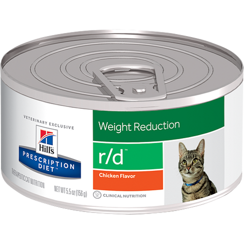 Hills Prescription Diet R/D Chicken Wet Cat Food
