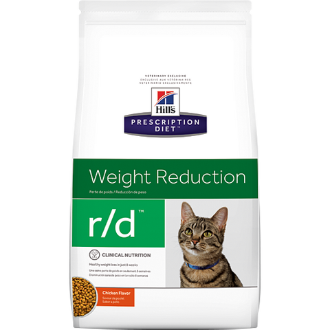 Hills Prescription Diet R/D Chicken Dry Cat Food