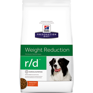 Hills Prescription Diet R/D Chicken Dry Dog Food