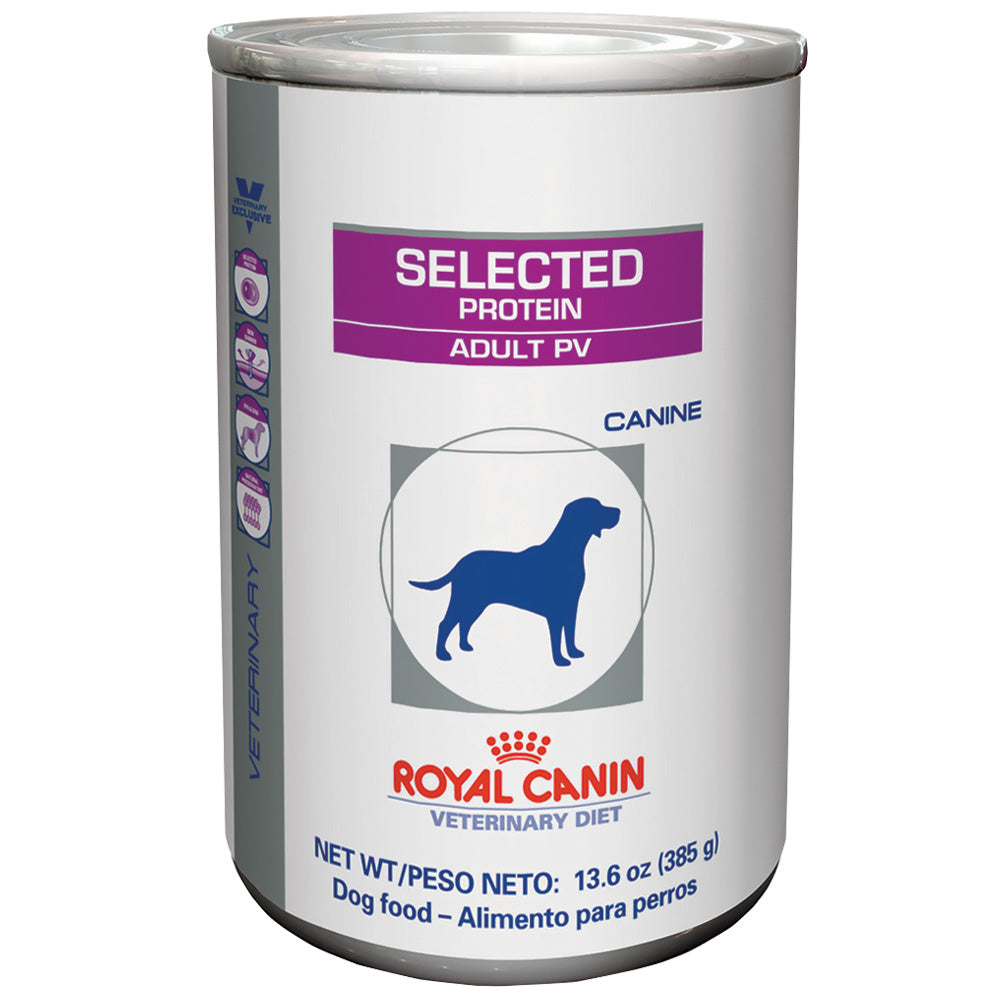 Royal Canin Veterinary Diet Canine Selected Protein PV Wet Dog Food