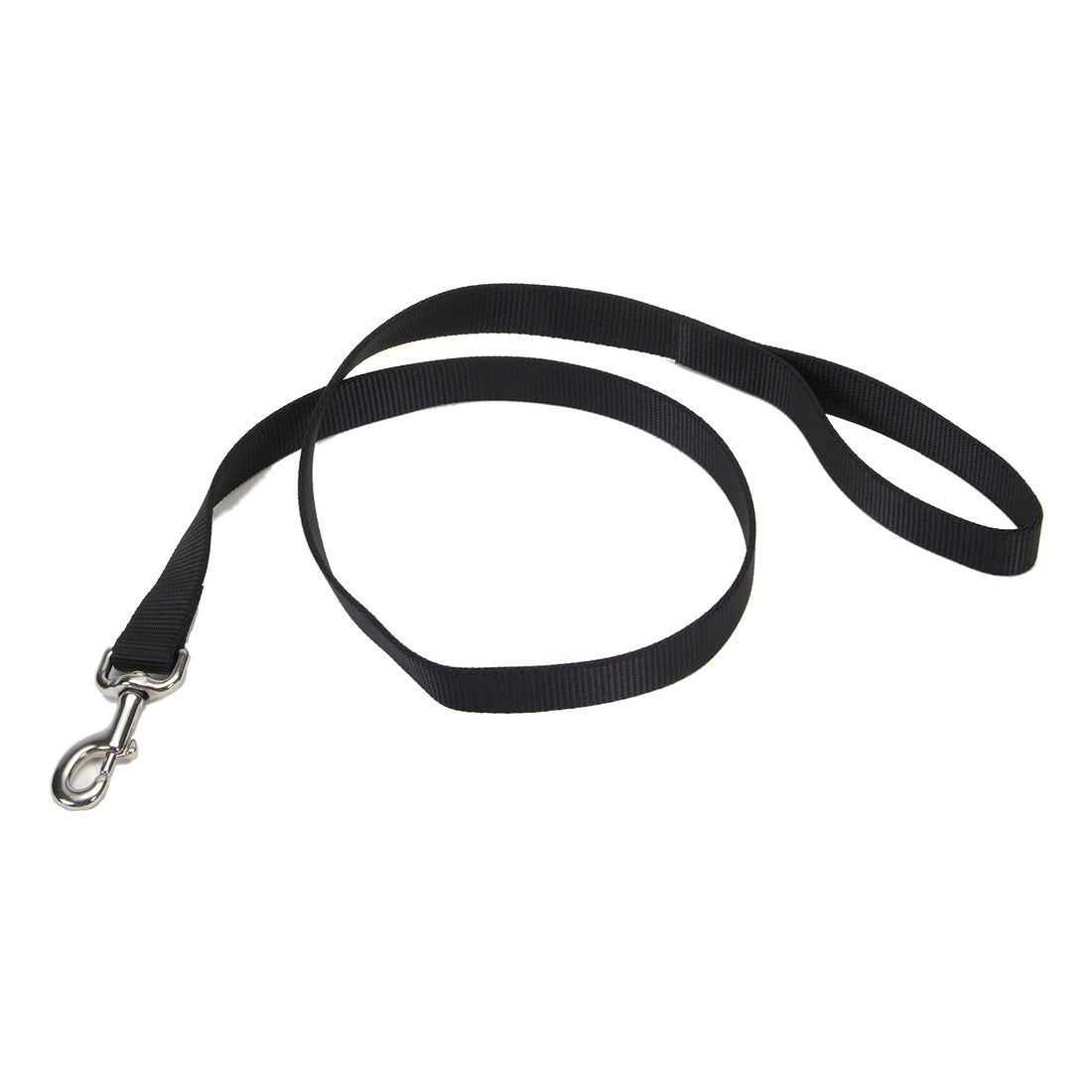 "Coastal Nylon Lead 6' - 5/8"" Black"
