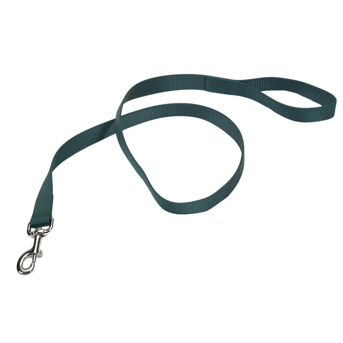 "Coastal Nylon Lead 4' - 5/8"" Hunter"