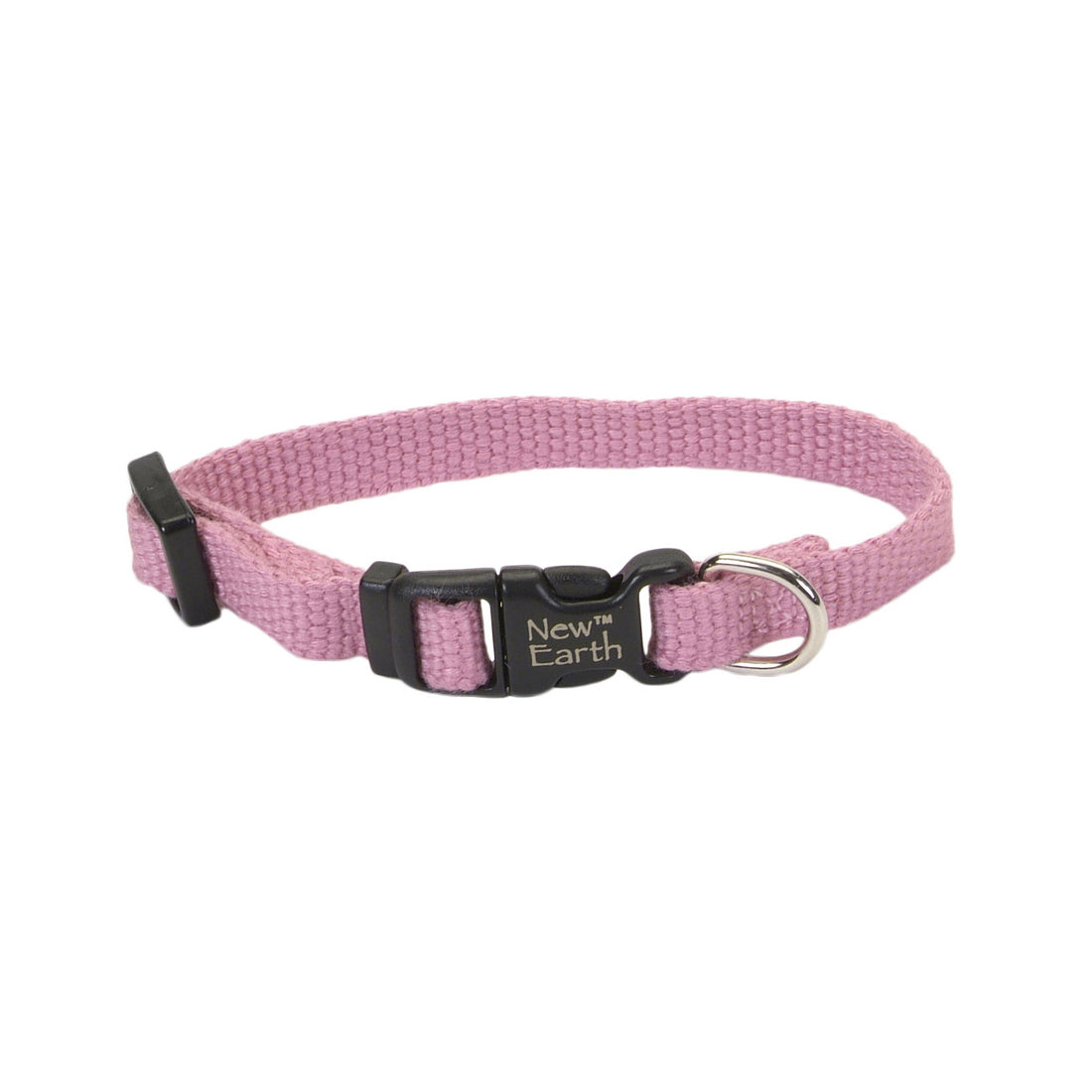 "Coastal Soy Adjustable Collar 18-26"" - 1"" Rose"