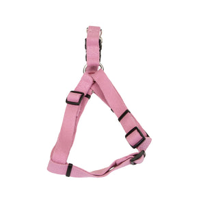 "Coastal Soy Comfort Wrap Adjustable Harness 26-38"" Rose"