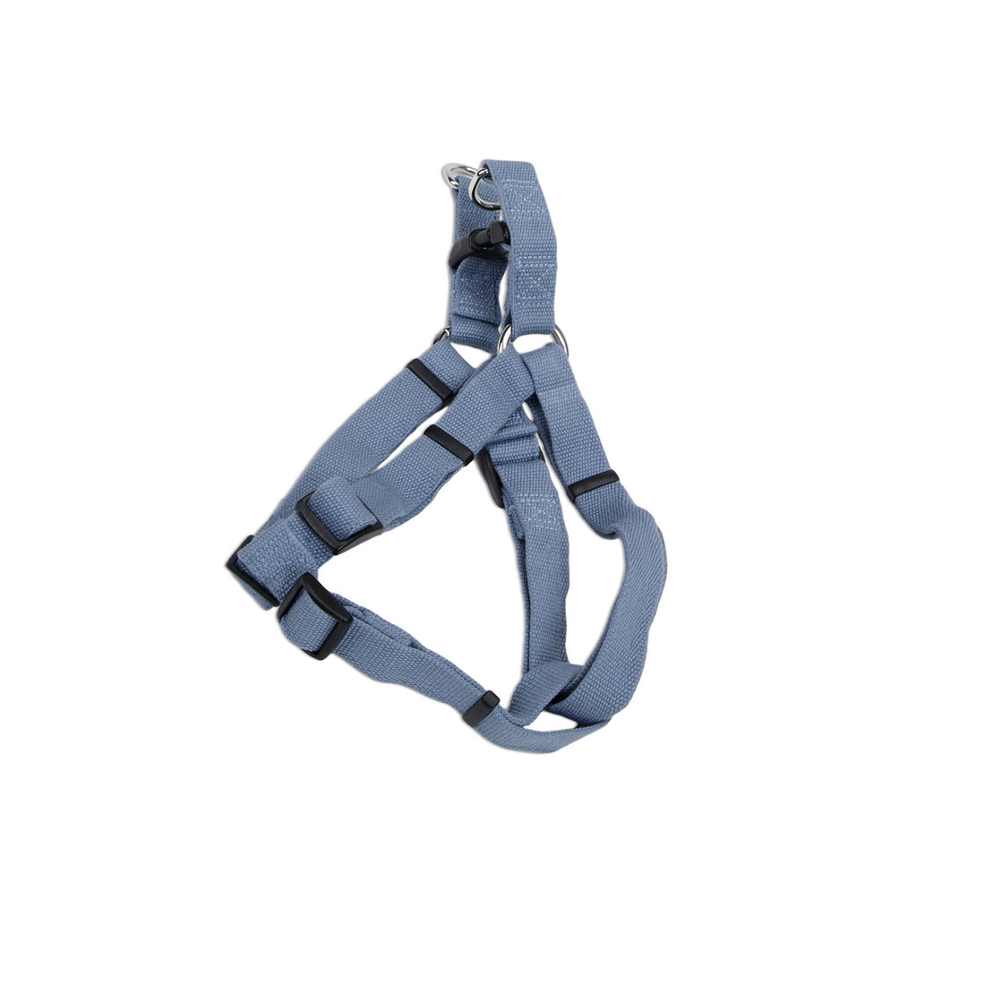 "Coastal Soy Comfort Wrap Adjustable Harness 12-18"" Slate"