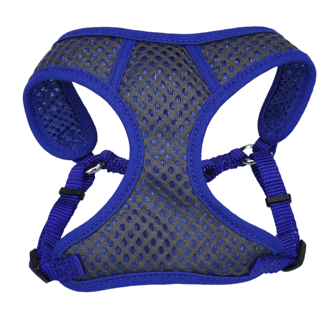 Coastal Sport Wrap Adjustable Harness Large Blue