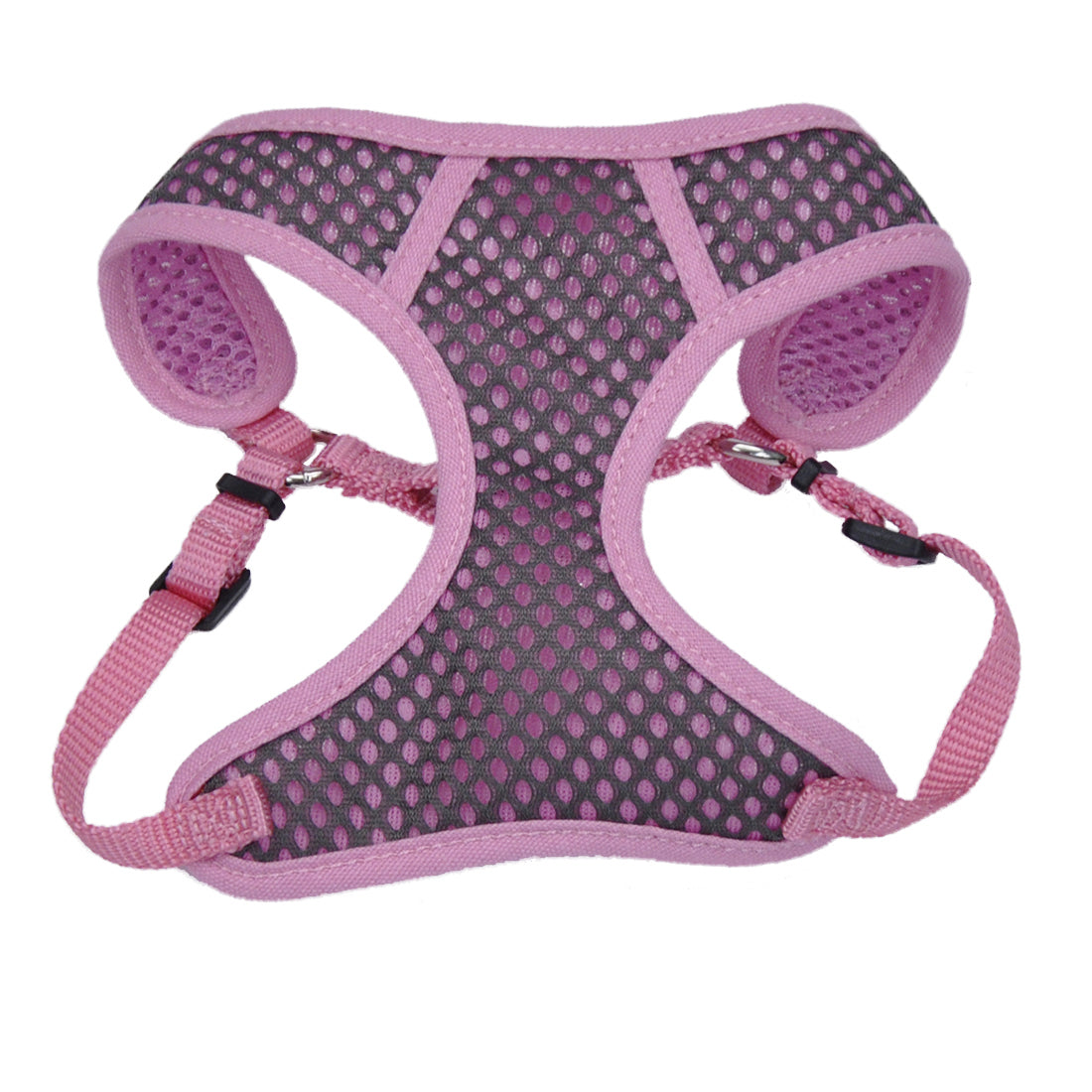 Coastal Sport Wrap Adjustable Harness Medium Pink