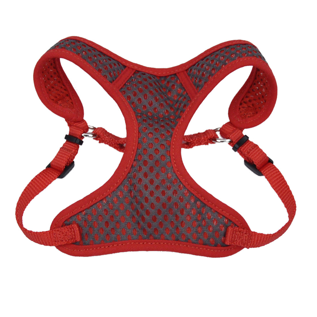 Coastal Sport Wrap Adjustable Harness Large Red
