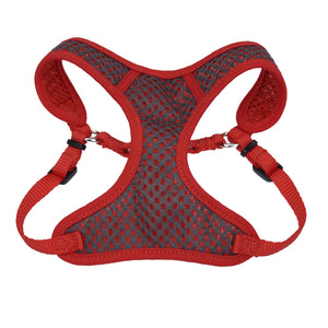 Coastal Sport Wrap Adjustable Harness XX-Small Red