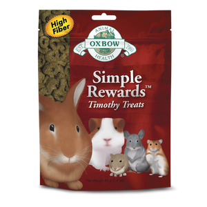 Oxbow Simple Rewards Timothy Treats