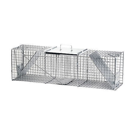 "Havahart Live Trap 42"" Double Door"