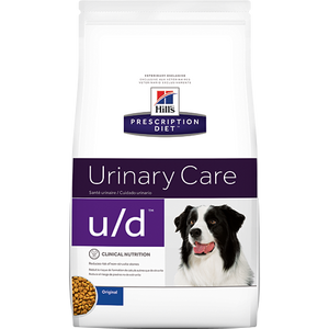 Hills Prescription Diet U/D Original Dry Dog Food