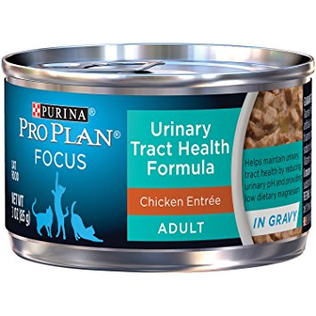 Pro Plan Urinary Tract Health with Chicken Wet Cat Food