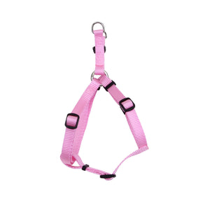 Coastal Comfort Wrap Adjustable Nylon Harness X-Small Pink
