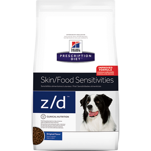Hills Prescription Diet Z/D Original Dry Dog Food