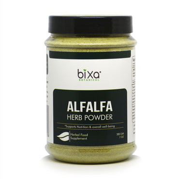 Alfalfa Herb Powder Medicago Sativa