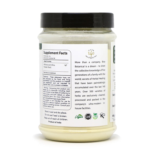 Ashwagandha Root Powder  Withania somnifera