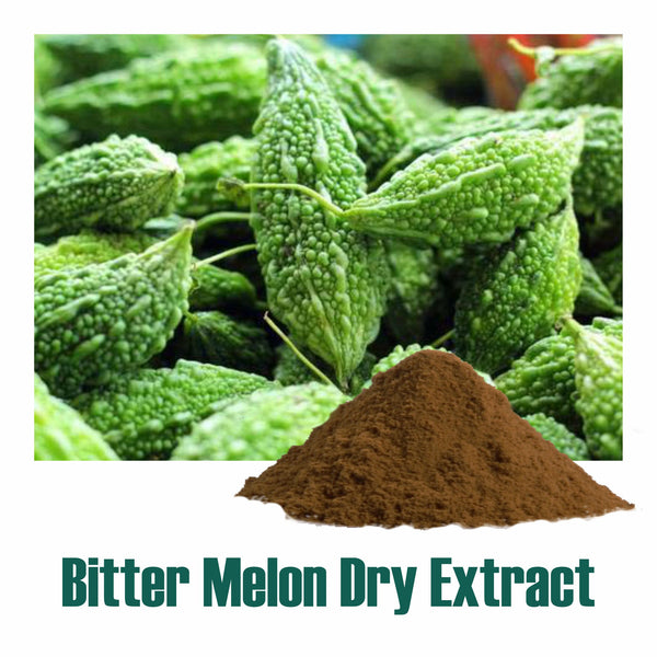 Bitter Melon dry Extract - 5% Bitters by Gravimetry