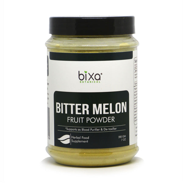 Bitter melon Fruit Powder Momordica charantia