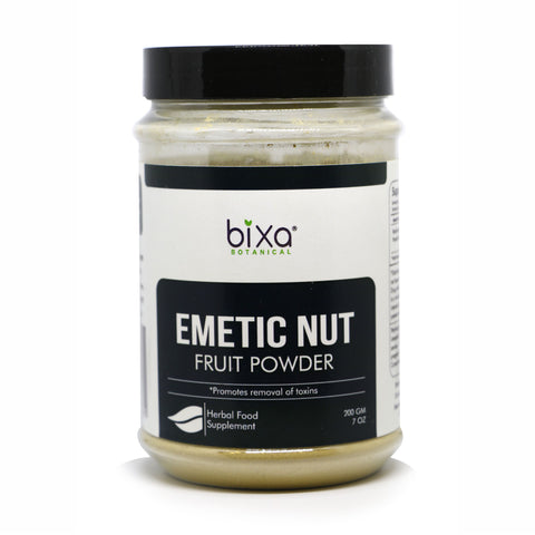 Emetic nut Fruit Powder  Randia dumetorum