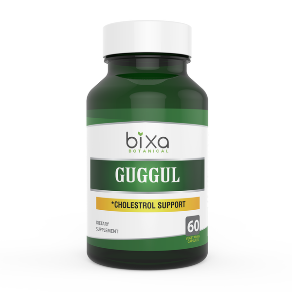 Guggul Extract guggulsterones - 2.5% HPLC capsules