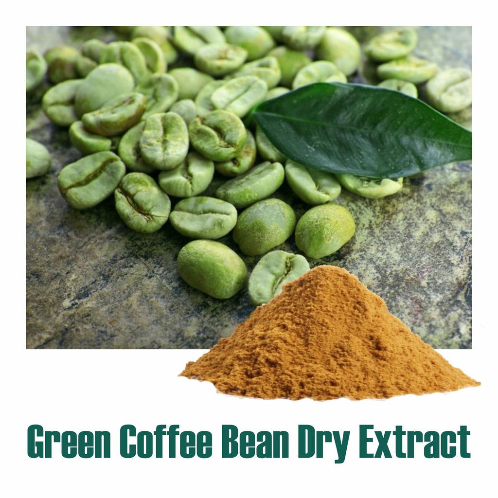 Green Coffee Bean CGA 50% HPLC