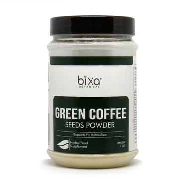 Green Coffee Beans Powder Coffea robusta