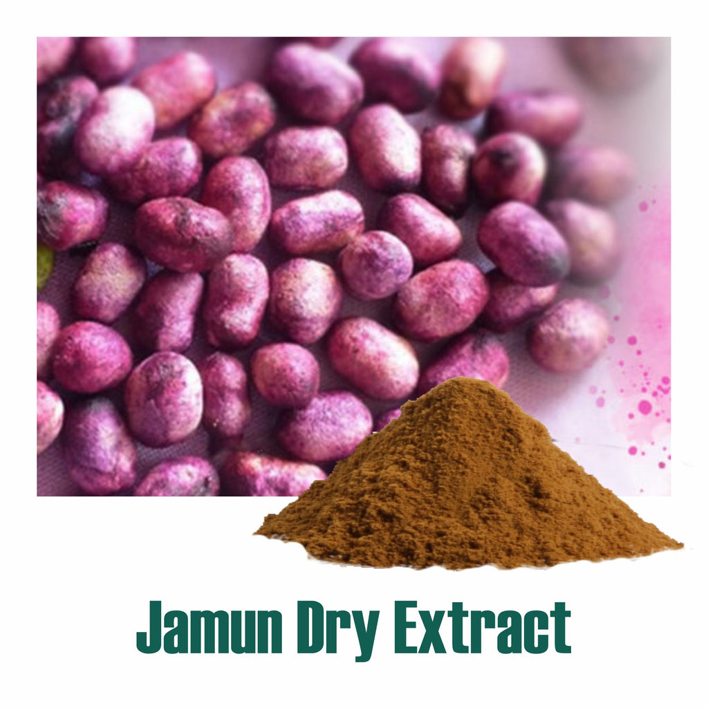 Jamun dry Extract - 10% Tannins by Titration