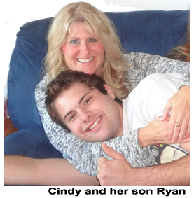 Cindy and  Ryan