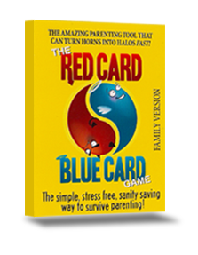 The Red Card Blue Card Game