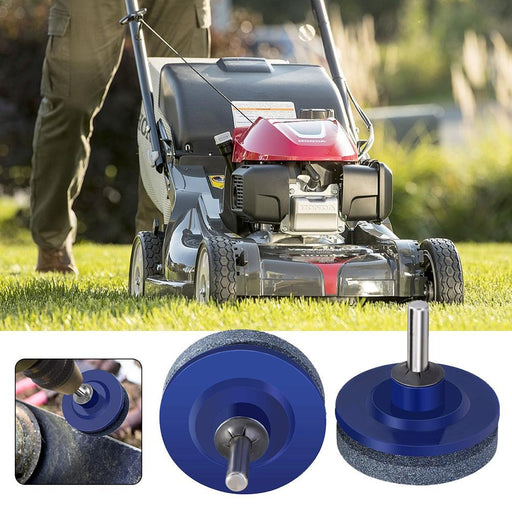 Kempcov™ - Lawn Mower Blade Sharpener