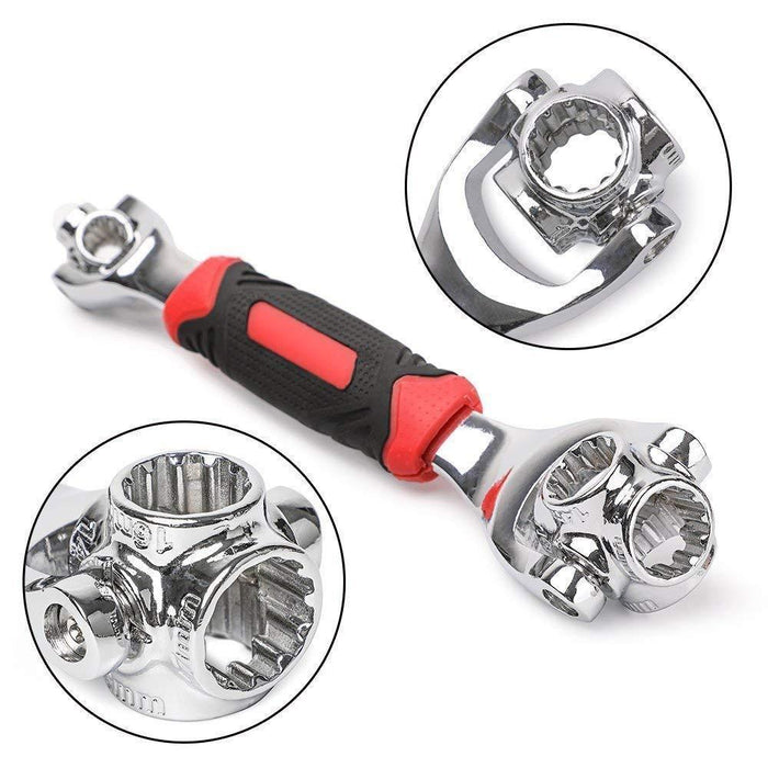 Vector Wrench™️- 8 In 1 Tool Socket
