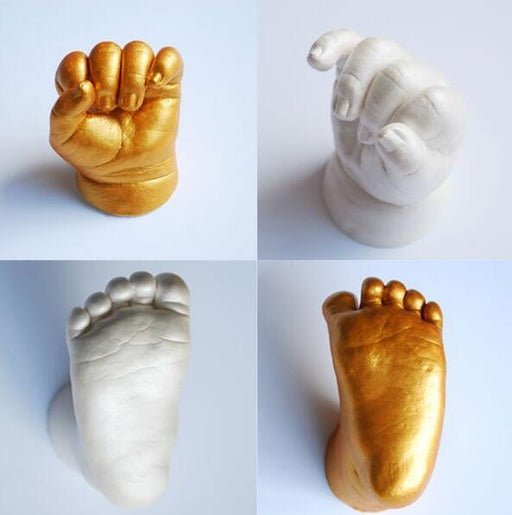 Unique 3D Hand & Foot Print Kit