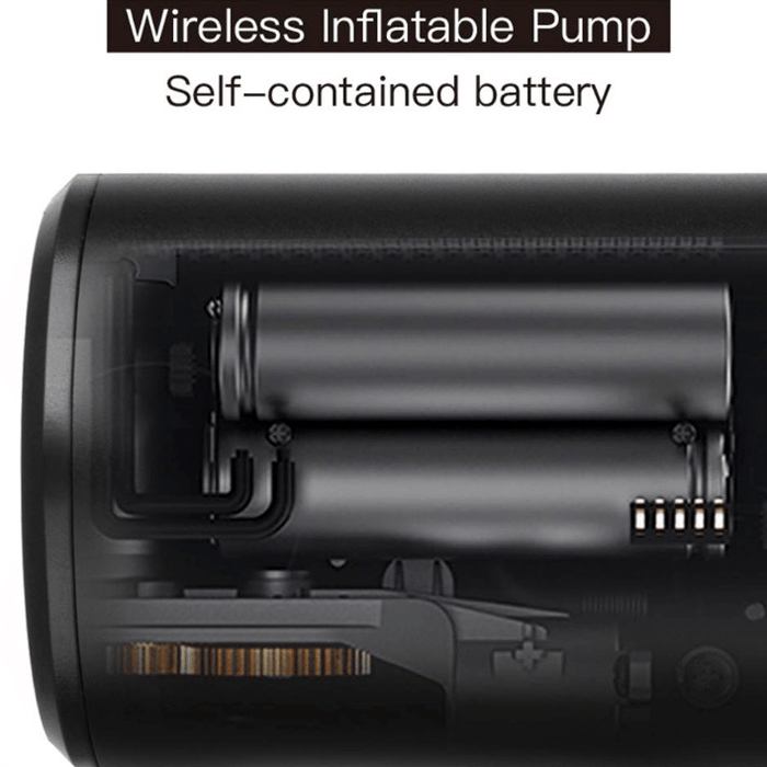 Selder Pump™ (Multi-Functional Inflator)