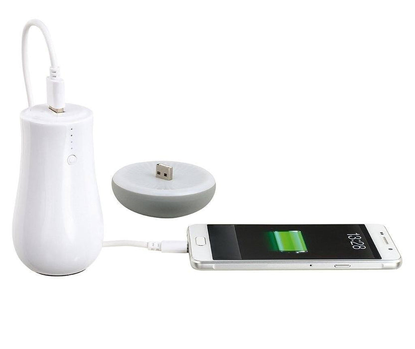 External battery (2 in 1 Function)