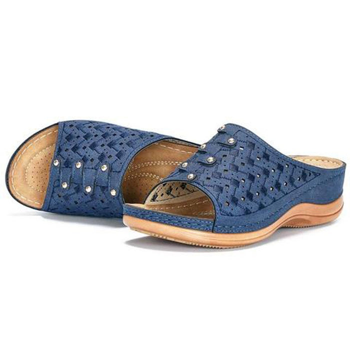 OrthoWalk™ - Premium Orthopedic Toe Sandal