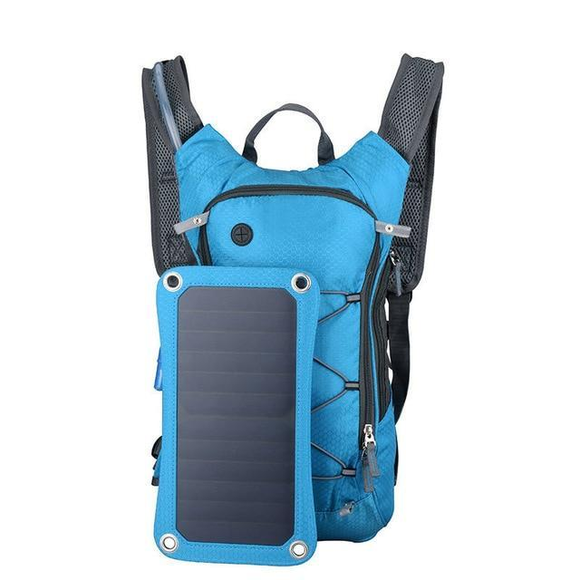 Sterix™️ - Solar Power Survival Backpack