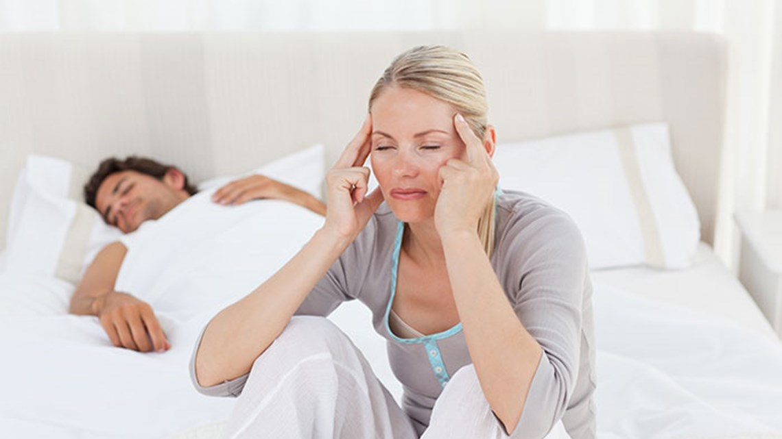 The Effect of Sleep on Headaches