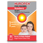 NUROFEN FOR CHILDREN SINGLES STRAWBERRY